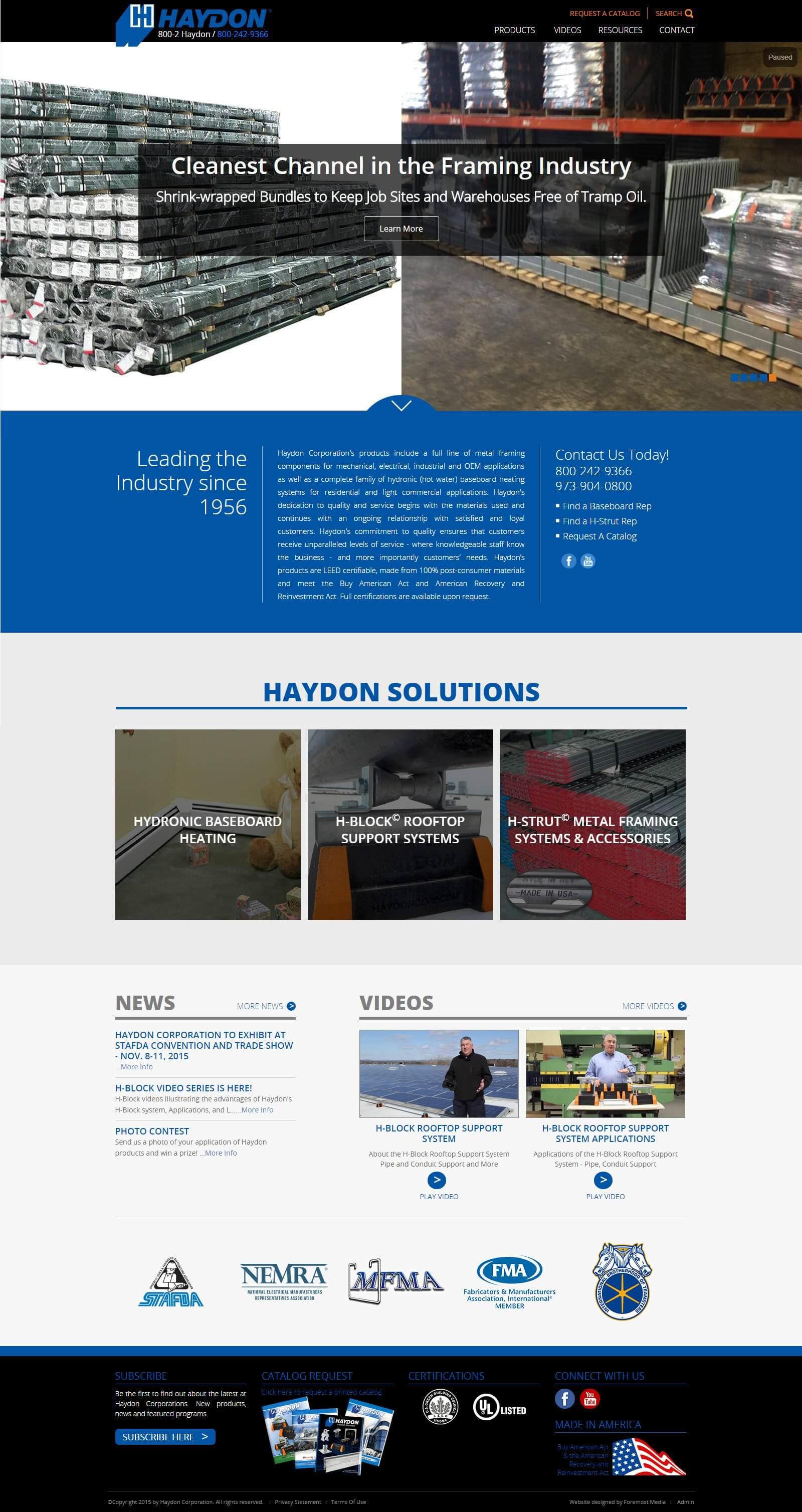 DNN Sample Sites | Award Winning Designs