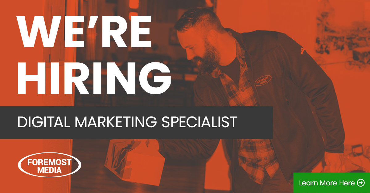 Apply for Digital Marketing Specialist